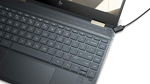 HP Spectre 13-ap0154tu 13.3-inch Laptop (8th Gen i7-8565U/16GB/512GB SSD/Windows 10 Pro/Intel UHD Graphics 620 Graphics), Dark Ash Silver