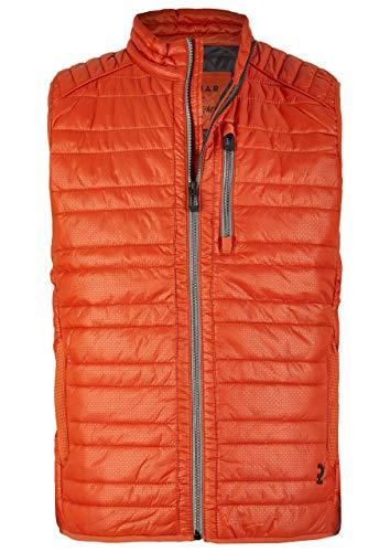 Calamar Herren Weste Vest Größe XXL Orange (orange)