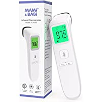 MAMI&BABI Touchless Forehead Infrared Thermometer