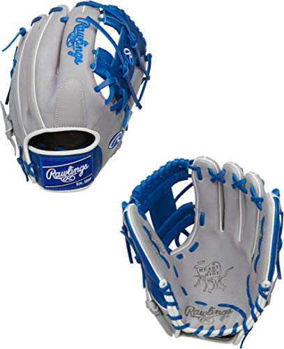 """Rawlings 2021 Heart of The Hide PRO204-2GR Infield Glove - 11.5"""" (Right-Hand-Thrower)"""
