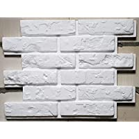 Nueva Exclusiva 3D Paneles De Pared - Tableros De Pared 3D - Revestimiento de Pared 3D - Old Brick ( Paquete 16 piezas / 3,68 m² )