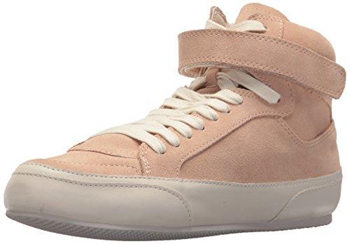 Dolce Vita Women's WESTLY Sneaker, Blush Suede, 10 Medium US