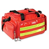GIMA 27166 Borsa di Emergenza, Rivestita in PVC, 35x45x21 cm, Rosso (Red)...