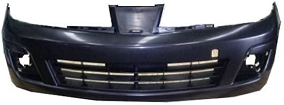 OE Replacement Nissan/Datsun Versa Front Bumper Cover (Partslink Number NI1000245)