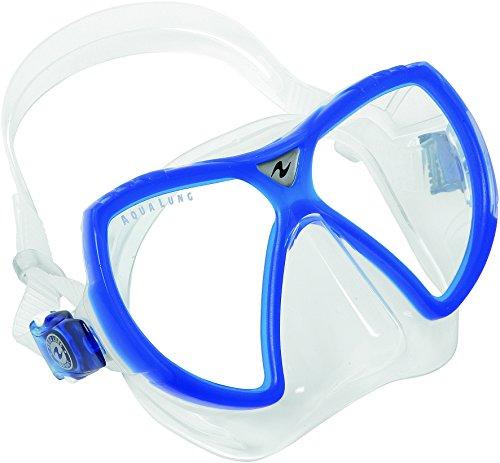 Aqua Sphere Visionflex LX Unisex-Maske für Erwachsene, Blau, Einheitsgröße