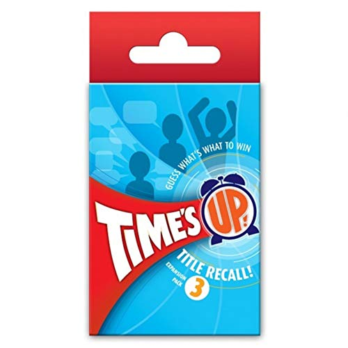 Time's Up!: Title Recall Expansion #3