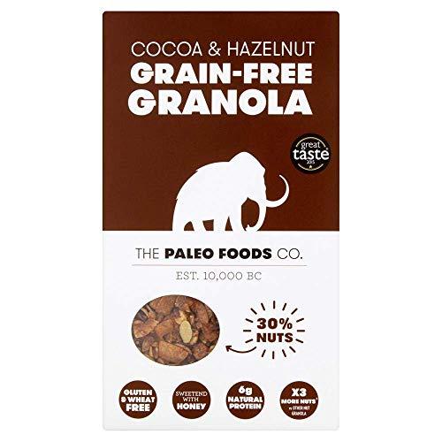 The Paleo Foods Co,muesli paleo al cocco,340g
