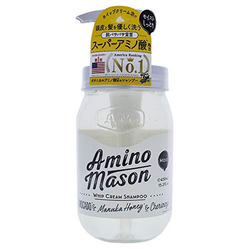 アミノメイソン モイスト ホイップクリーム シャンプー