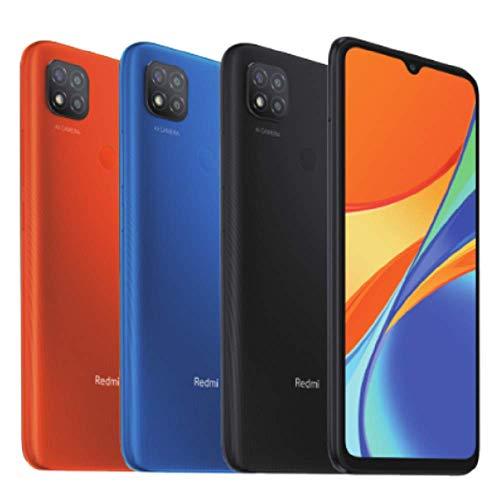 Xiaomi Redmi 9C los teléfonos móviles 3GB 64GB, Helio G35, 13MP+5MP Cámara, Pantalla HD+ de 6.53'(Gris)