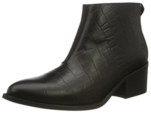 Liebeskind Berlin Damen LF175090-alliga Kurzschaft Stiefel, Nairobi Black, 40 EU