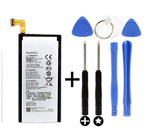Bateria TLp025C2/TLp025C1 Alcatel One Touch Pop 4 Plus OT-5056D + Herramientas