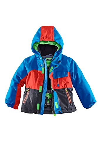 Killtec Kinder Deny Mini Skijacke, royal, 110/116