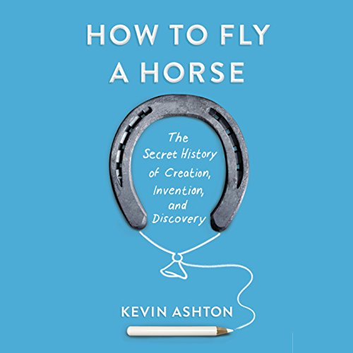 How to Fly a Horse audiobook cover art