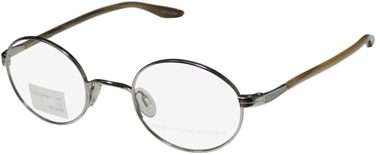 Barton Perreira Thoreau Mens Womens Designer Fullrim Eyeglasses Eye Glasses