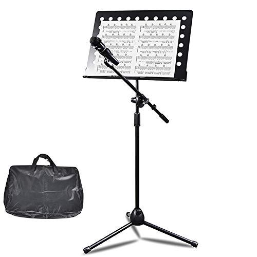 Atriles,soporte De Música, Soporte Para Música, Soporte Para Micrófonos Y Partituras, Soporte...