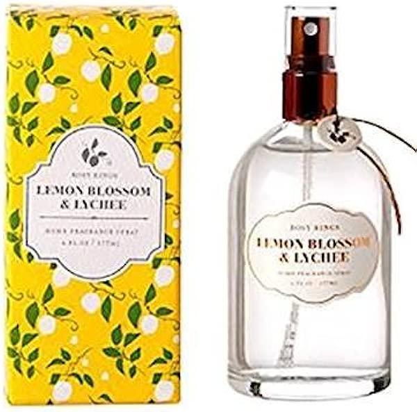 Rosy Rings Room Spray Lemon Blossom Lychee