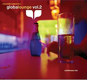 Audio CD Global Lounge 2 Book