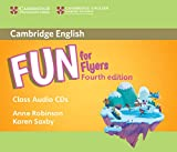 Fun for Flyers. Audio CD. 4th Edition