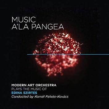 Music A'la Pangea