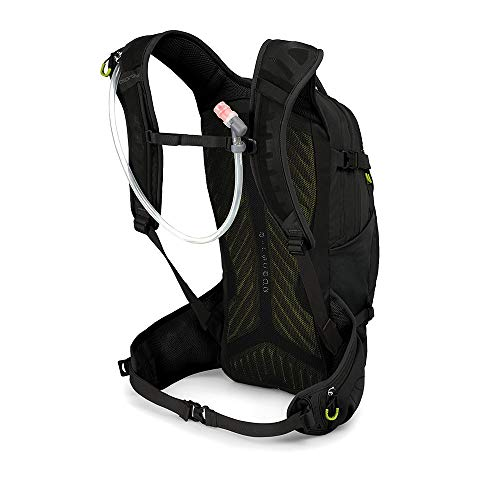 Osprey Raptor 14 Men's Bike Hydration Backpack , Black