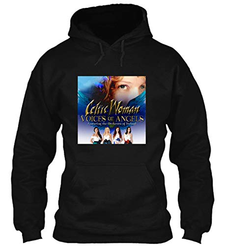 DMNTeestore Celtic Voices Angel Woman 2019 Tour Anteve 6#HDB Hoodie, t-Shirt for Men, Women Black