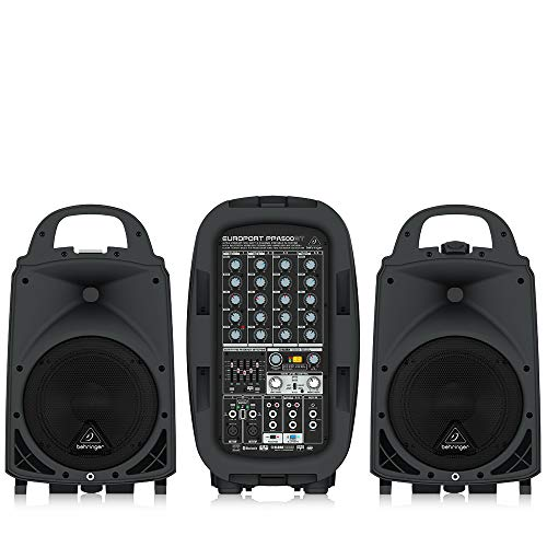 Behringer EUROPORT PPA500BT Portable PA-Anlage