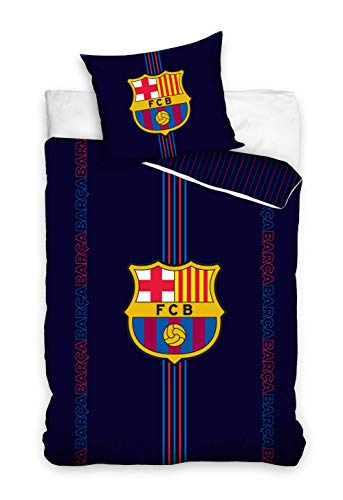 DHestia - F.C. Barcelona Juego Funda Nórdica Funda