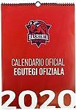 Baskonia Kalender für Erwachsene, Unisex, Verschiedene Größen, Einheitsgröße