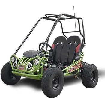 TrailMaster MINI XRX Kart Blue