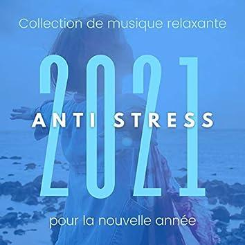 2021 Anti stress: Coffret bien être, collection de musique relaxante pour la nouvelle année
