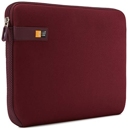 Case Logic LAPS Notebook Sleeve for 13.3 Inch Laptops (Ultra Slim Sleeve, Impact Foam Padding for All-Round Protection, Laptop Bag Ideal for Chromebook or Ultrabook), Port Royale