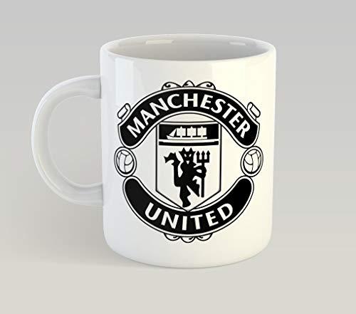 N\A Manchester United Kaffeetasse, Kaffeetasse für Bruder, Jungen, Freund, Vater, Ehemann