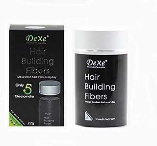 - Dexe Hair Building Fibers, Dark Blonde, 22 gm
