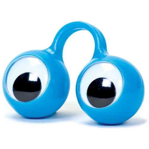 Tobar - Gafas Grandes para Dedo Gordo con Anillo para los Ojos y Accesorio de Payaso marioneta B008AV8YB8