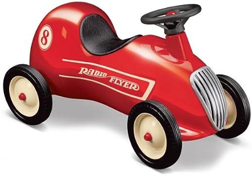 8 LITTLE rot ROADSTER – Der Rutscher von Radio Flyer