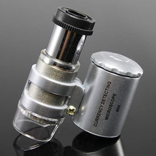 microscopio de bolsillo fabricante Peppydami