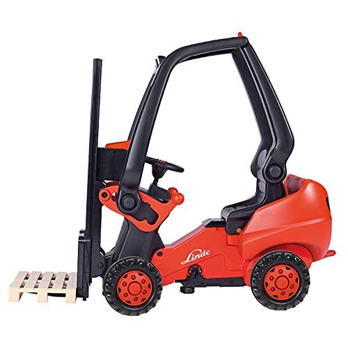 BIG -   - Linde Forklift -