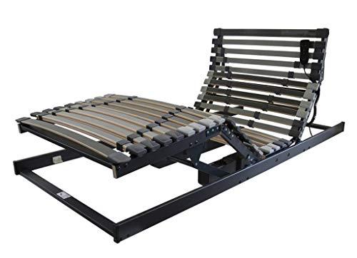 Perbix XXXL Exclusiv Lattenrost mit Motor bis 250 kg mit Lieferservice bis 4. Etage 90x200 cm