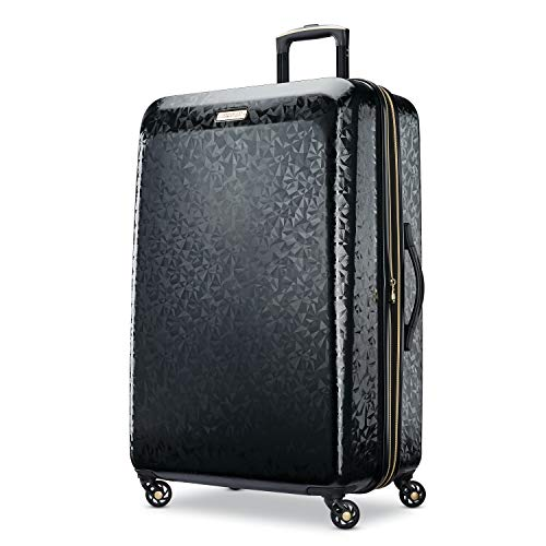 American Tourister Checked-Large, Black