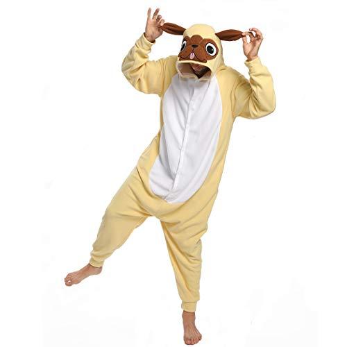 FORLADY Disfraz de Cosplay para Adultos Pijamas de Animales Unisex