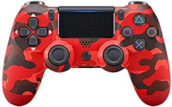 Bluetooth Wireless Gamepad Controller for PS4 Playstation 4 Console Control Joystick Controller for PS4 Dualshock 4 (Camou... photo