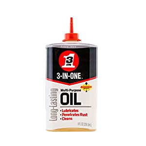 3-IN-ONE Multi-Purpose Oil, 8 OZ