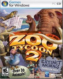 New Zoo Tycoon 2: Extinct Animals