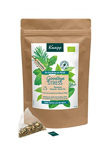 Kneipp BIO Kräutertee Goodbye Stress,  30 g