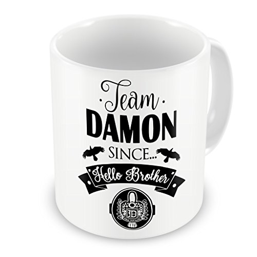 New Indastria Tazza The Vampire Diaries Damon Salvatore
