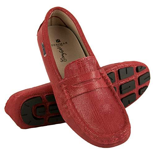 Zerimar Mocasines para Mujer | Loafers Mocasines Casuales | Mocasines Elegantes Mujer | Mocasines Mujer Piel | Mocasines Clasicos Mujer | Mocasines Loafers Mujer | Mocasines Castellanos Mujer