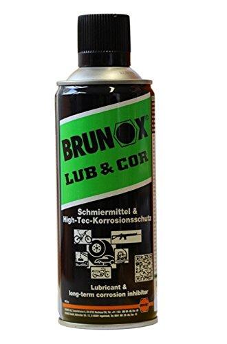 en6540. Gleitgel Anti Corrosion Brunox Geschenk Lub & Waldhorn Lackspray 400ml