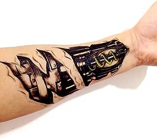 Best tattoo arm 3d Reviews