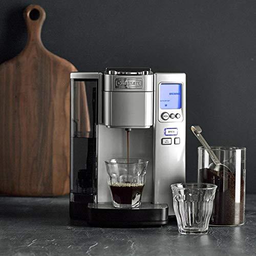 best single serve coffee maker: Cuisinart SS-10P1 Premium Single-Serve Coffeemaker