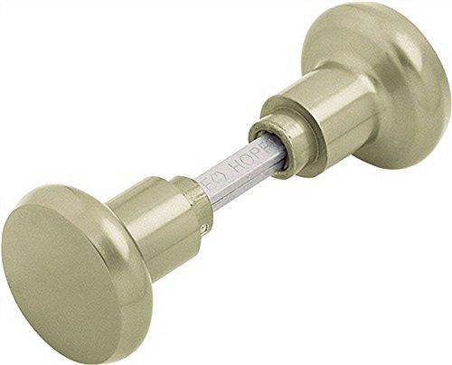Knopfdrücker 54/54 Durchmesser 51mm Alu F1 natur für Zimmertüren